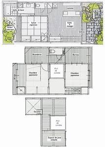 Plan Maison Japonaise Maison Japonaise Interieur En 2020