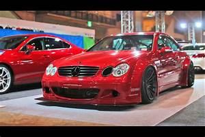 Mercedes Clk Tuning : mercedes benz clk c209 a209 tuning cars youtube ~ Jslefanu.com Haus und Dekorationen
