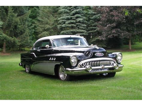 Classic Buick For Sale by 1953 Buick Riviera For Sale Classiccars Cc