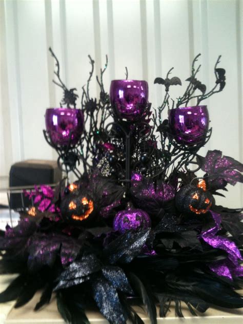 simple  easy gothic halloween decorations  wow style