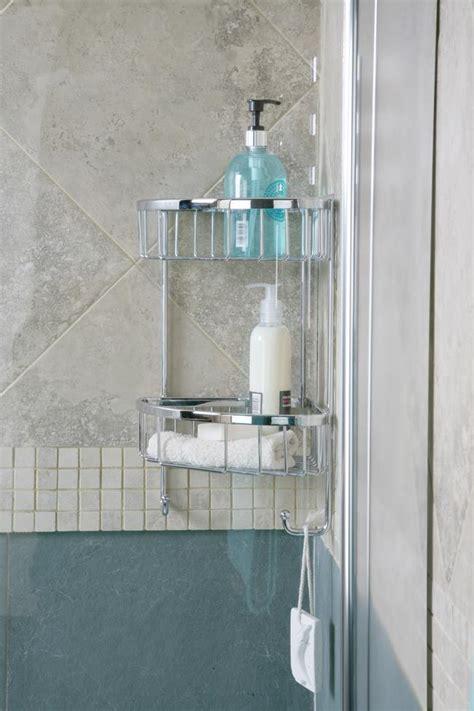 shower basket with hooks 30 corner wall shower basket with hooks