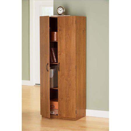 Walmart Kitchen Storage Cabinets by Mainstays Storage Cabinet Alder Walmart