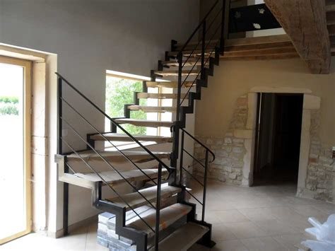 awesome escalier cremaillere contemporary