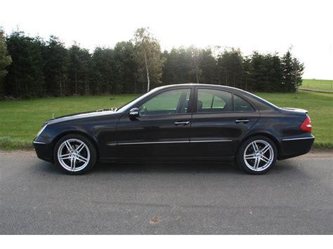 Mercedes benz designs avantgarde vs elegance general car. Mercedes Benz E 220 CDI W211 ELEGANCE - 2004 - Længde 482 ...