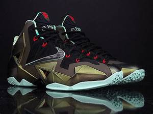 Nike LeBron XI - King's Pride - New Images | Sole Collector