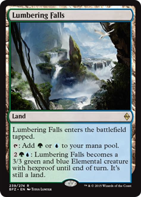 Land Deck Magic by Quot Creature Quot Lands Magic The Gathering
