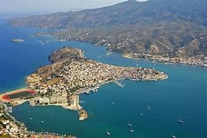 Poros Harbour In Poros Greece Marina Reviews Phone