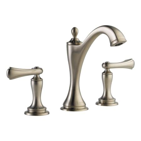 brizo bathroom faucets brizo 65385lf bnlhp brilliance brushed nickel