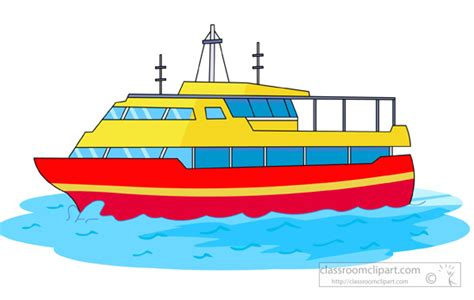 Clipart Boats And Ships boats and ships clipart ferry boat clipart 934