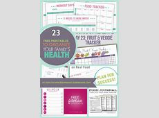 23 Free Printables to Organize Your Family's Health
