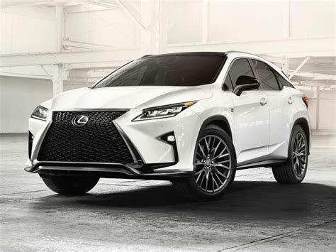 2017 Lexus Rx 350 Reviews, Specs And Prices