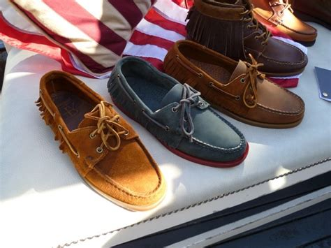 Boat Shoes In The Fall by Boat Shoes Sebago Fall Winter 2011 The Shoe Snob