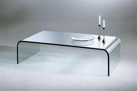 couchtisch aus glas moderner wohnzimmertisch glas