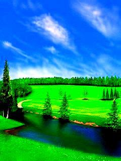 Blue Nature Wallpaper For Mobile by Free Green Nature Mobile Wallpaper Contributed By