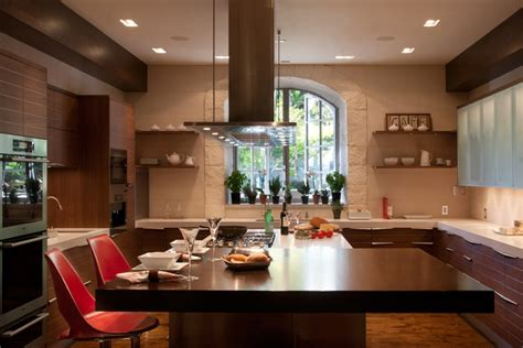 contemporary tuscan contemporary kitchen los angeles