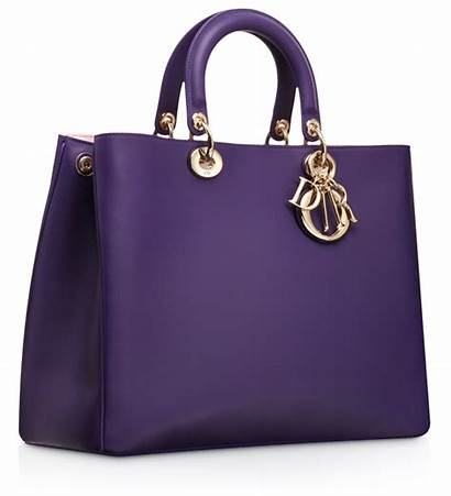 Dior Bag Diorissimo Violet Handbags Purple Bags