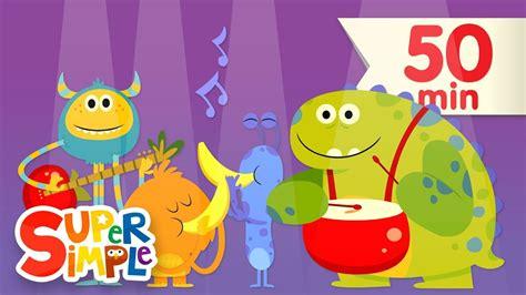 Apples & Bananas  + More Kids Songs  Super Simple Songs Youtube