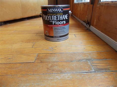 Super Fast Drying Polyurethane  Floors Minwax Blog