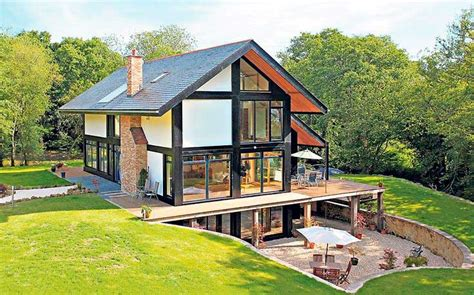 friendly home ideas new eco friendly home decor casa ecol 243 gica con energ 237 a solar casas prefabricadas