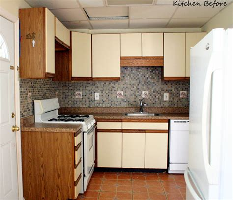 laminate kitchen cabinets makeover laminate kitchen cabinet redo kitchen cabinet makeover