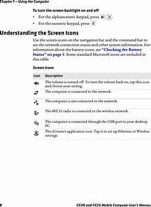 Intermec Technologies 1007cp02 Mobile Computer User Manual