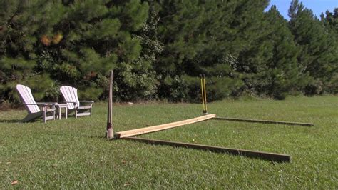 Hammock Posts Diy by How To Build A Diy Pergola Hammock Stand For 200