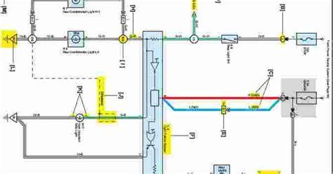 toyota hilux electrical wiring diagram wiring diagram service manual pdf