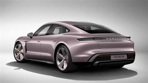 Porsche Taycan receives more performance and options for 2021