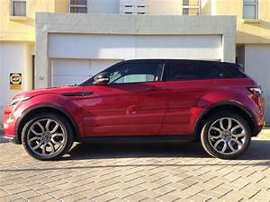 Range Rover Evoque Si4 Dynamic Coupe AT Review - Cars co za