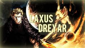 Laxus Dreyar Wallpapers - Wallpaper Cave