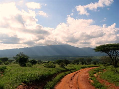 Kenya landscape | Bobbie Johnson | Flickr