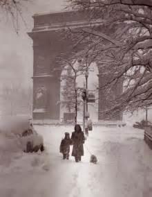 Washington Square Greenwich Village New York
