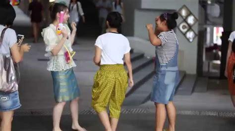 Jannina W 2015 3 5 Jannina W Siam Square One Songkran Festival 13