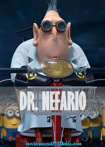 1000+ images about Dr. Nefario on Pinterest   Despicable ...