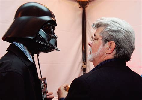 "George Lucas Photos Photos  ""star Wars Episode Iii"