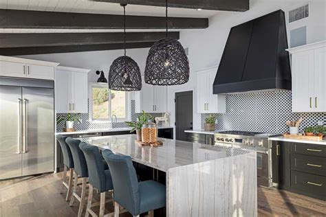 dream kitchens  trends      clean