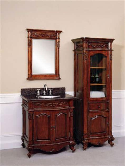 cherry bathroom vanity warwick 30 inch antique cherry bathroom vanity single