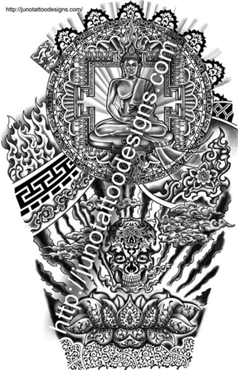 Sleeve tattoos stencils, flower arm tattoos designs