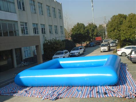 Commercial Cheapinflatable Swimming Pool- Commercial