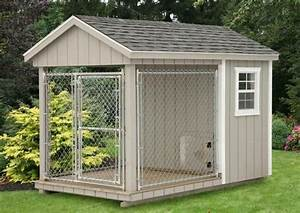 outdoor dog kennels and runs house dog run dog house With outside dog kennel runs