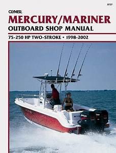 Mercury  Mariner Outboard Shop Manual 75
