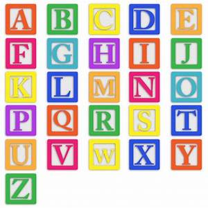 Baby blocks letters free stock photo public domain pictures for Letter building blocks