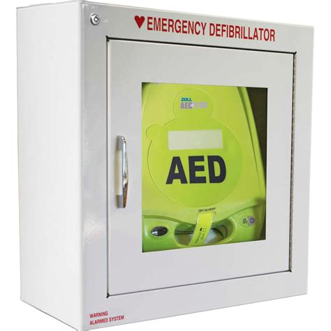Defibrillator Cabinet by Zol80000855 Zoll Aed Plus Standard Size Cabinet With