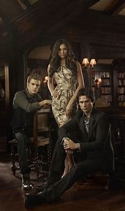 The Vampire Diaries S2 Cast: Paul Wesley