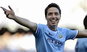 Manchester City's Samir Nasri considering international ...  Samir