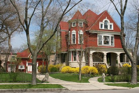 An Amazing Historic Coach House by 17 Amazing Historical Landmarks In Chicago