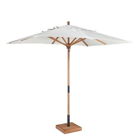 home styles bali hai  ft wooden patio umbrella