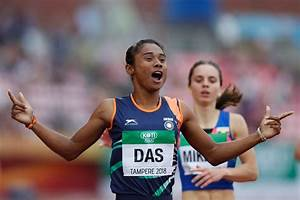 In Hima Das Triumph, a Caution for Indian Sports ...