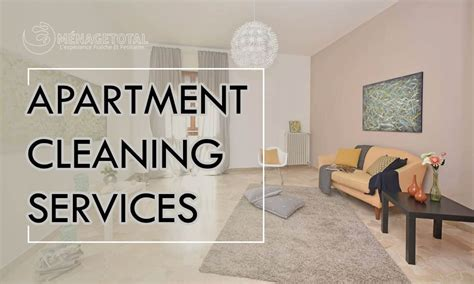 Apartment Cleaning by Apartment Cleaning Services Montreal Menage Total
