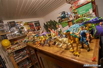 Jurassic Park Toys Tour Release